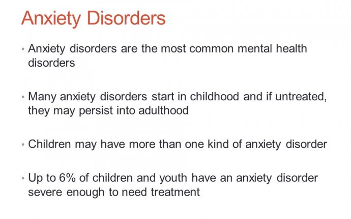 Mood and anxiety disorders in children - ppt download