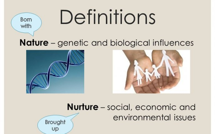Nature Nurture Debate Psychology Essay - Essay