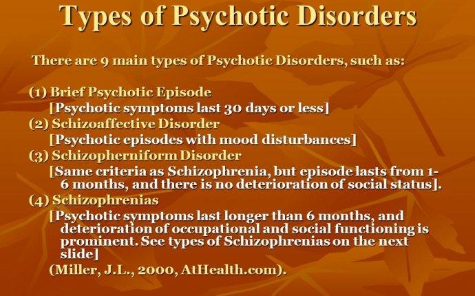 Psychotic Disorders Psychotic Disorders Eszter Barra- Johnson, Ph