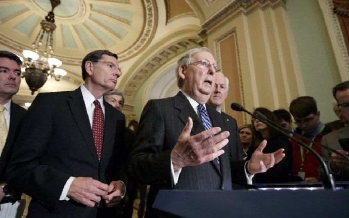 Senate Republicans might go further on repealing Obamacare regulations